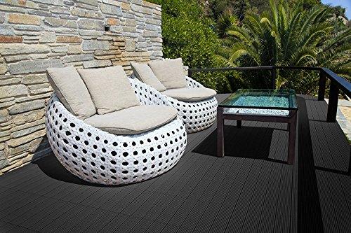 balkon fliesen kunststoff grau. Black Bedroom Furniture Sets. Home Design Ideas