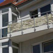 Sichtschutz Steine