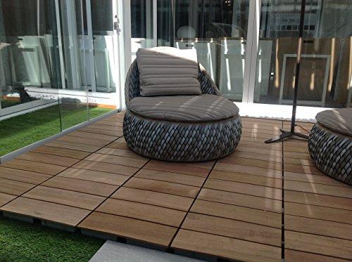 balkon fliesen aus holz und kunststoff. Black Bedroom Furniture Sets. Home Design Ideas