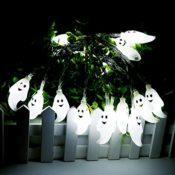 Halloween Lichterkette