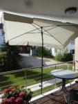 Halterung Balkon Schirme