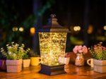 Lampe mit LED