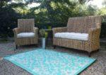 Teppich für den Innen- und Außenbereich