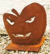 Balkondeko Herbst Kürbis Halloween