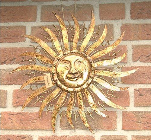 Sonne Wanddeko