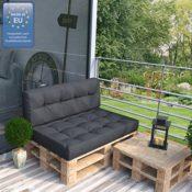 Palettenkissen Outdoor Sitz+Rücken